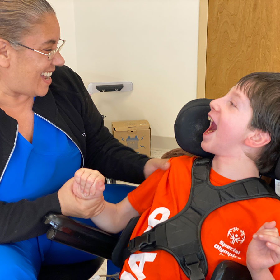 Therapy Time at ChildrenFirst