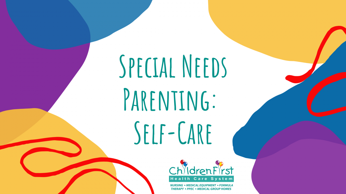 special needs parenting self care