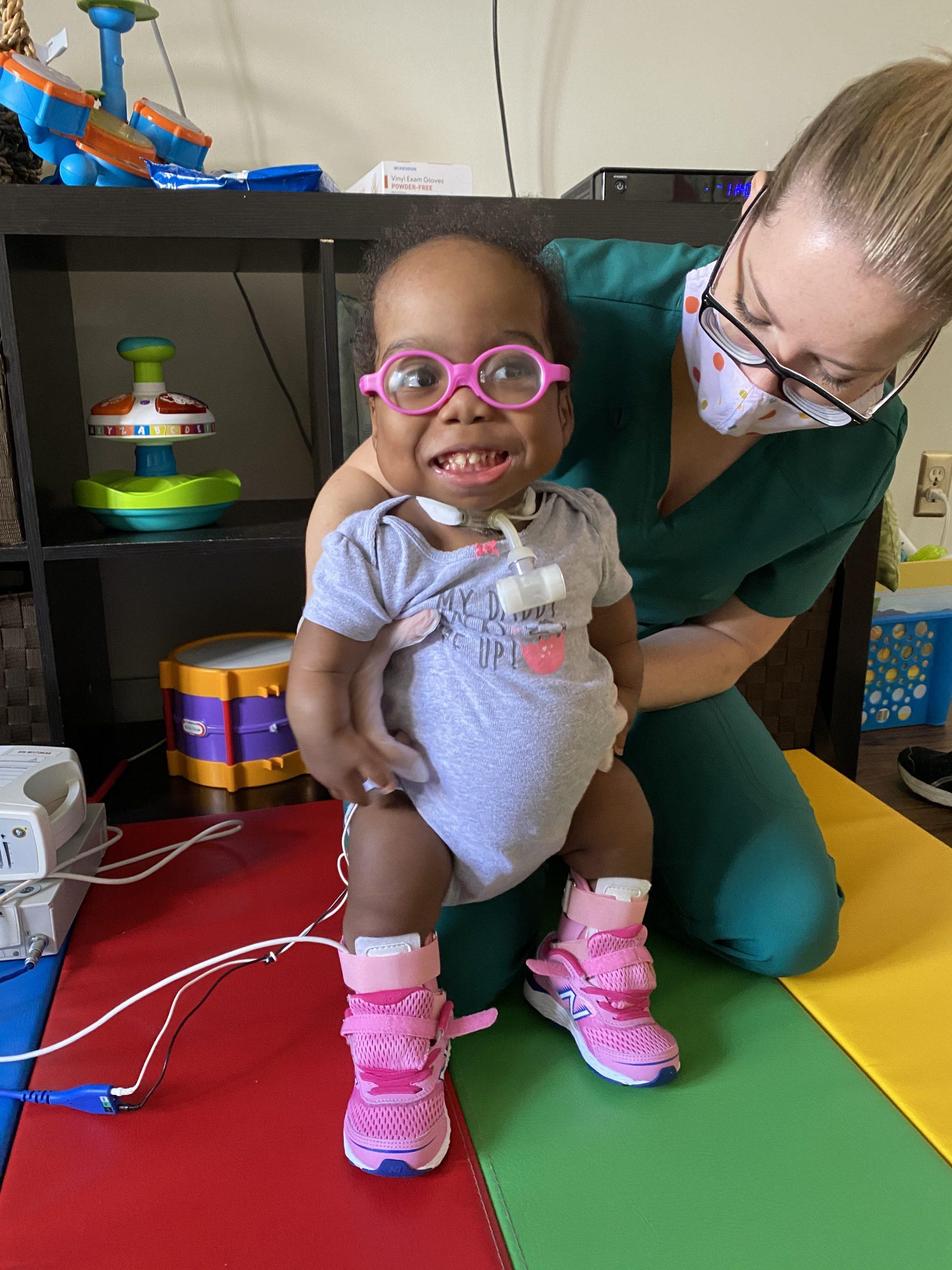 medically complex child